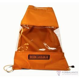 Фирменная сумка для слэклайна