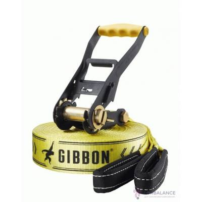 Слэклайн Gibbon ClassicLine 15m