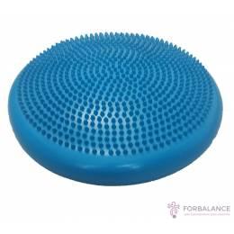 Балансировочная подушка«РАВНОВЕСИЕ», голубая