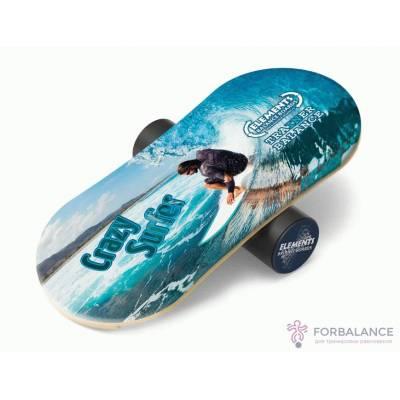 Баланс борд Сrazy surfer