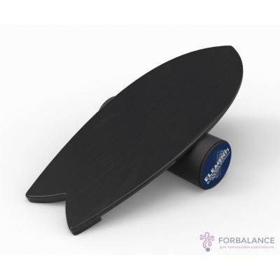 Баланс борд Shortboard Colors black