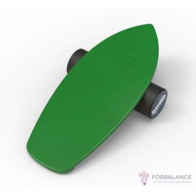 Баланс борд Surf Colors green