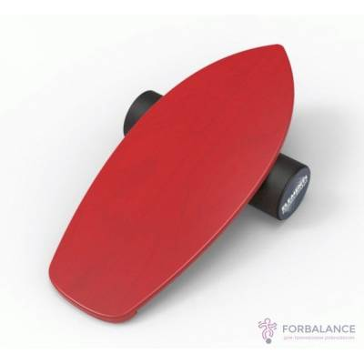 Баланс борд Surf Colors red