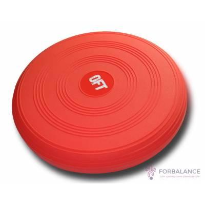 Балансировочная подушка FT-BPD02-RED (цвет — красный)