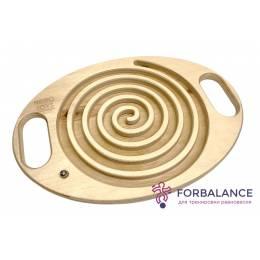 Спираль — балансир для рук